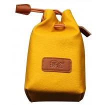 Micro Single Camera Bag The Lens Receive Bag Camera Cag Yellow