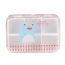 Set of 2 Cute Pill Box Pill Organiser Lovely Pill Cases Frog