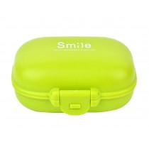 Useful Pill Box Pill Cases Pill Container Pill Organiser Green