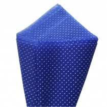 Flower Packaging Materials Gift Wrap Tissue Paper 20 Sheets [Blue]