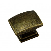 Set of 3 Fashion Single Hole Bronzed Drawer Handles Wardrobe Pulls