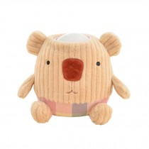 High Quality Bedside Night Lamp Cute Bear Baby Sleep Light Home Deco Gift Khaki