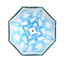 Creative Stereo Painting Design Travel/Going-out Automation Umbrella, Clouds