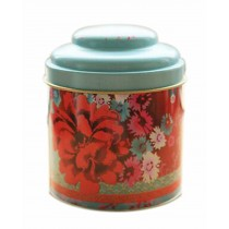 Practical Storage Tins Tea/Coffee/Sugar Canisters Red