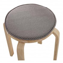 Creative Round Stool Cushion Warm Sponge Pad Bar Stool Mat