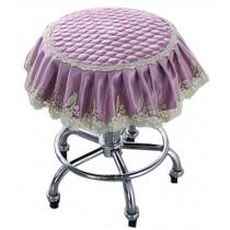 Lovely Stool Mat Beautiful Round Stool Cushion European Style Stools Pad