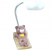 Cute Brown Bear Cheap Desk Lamp Bedroom Lamps Table Lamps Standard Lamps