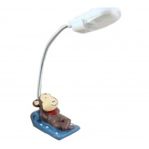 Cute Brown Monkey Cheap Desk Lamp Bedroom Lamps Table Lamps Standard Lamps