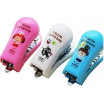 Cute Mini Portable Desktop Stapler Office Stapler Random Color