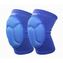 Sports Kneepads Practical Knee Braces Knee Support, Free Size, Blue