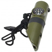 Outdoor Camping Multifunction Whistle Survival Whistle Whistle Lifesaving