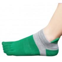 Mens Embrace Nature Sport Low Cut Five Toes Socks Five Fingers Socks 1 Pairs