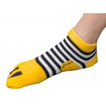 Mens Innervation Sport Low Cut Five Toes Socks Five Fingers Socks 1 Pairs