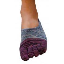 Mens Attract Low Cut Five Toes Socks Five Fingers Flat Socks 1 Pairs