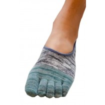 Mens Comfort Low Cut Five Toes Socks Five Fingers Flat Socks 1 Pairs