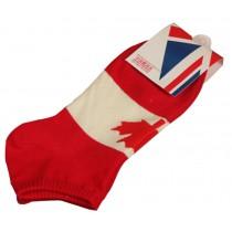 Set Of 2 Flag Socks Cotton Socks Men Socks Sports Socks Brazil Canada