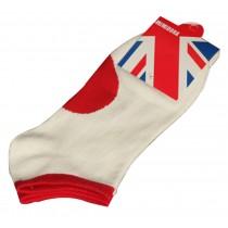 Set Of 2 Flag Socks Cotton Socks Men Socks Sports Socks Japan
