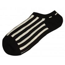 Set Of 2 Flag Socks Cotton Socks Men Socks Sports Socks Black White