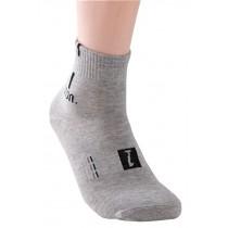 Set Of 7 Week Socks Cotton Socks Men Socks Sports Socks LightGray