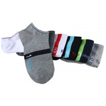 Set Of 7 Week Socks Cotton Socks Men Socks Sports Socks Multi Color