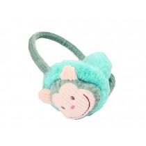 Lovely Monkey Shape Earmuffs Winter Warm Earmuffs