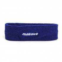 Comfortable Cotton Headband for Teens,Dark Blue,Sport Accessories for Men