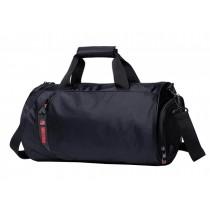 Fashion Sports Duffel Bag Gym Bag Sports Bag Travel Bag Black