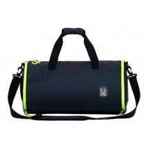 Stylish Sports Duffel Bag Gym Bag Sports Bag Travel Bag Navy
