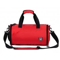 Stylish Sports Duffel Bag Gym Bag Sports Bag Travel Bag Red