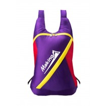 Light Weight Outdoor Travel Backpack Water Resistant Backpacks 20 L Purple
