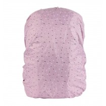 Water-proof Dust-proof Backpack Cover Rucksack Rain/Snow Cover Pink