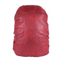 [Red] Useful Water-proof Backpack Cover Rucksack Rain/Snow Cover
