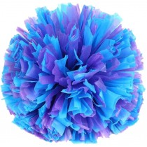 Cheerleaders Hand Flower Aerobics Ball Dance Props Games Pompom Multicolor