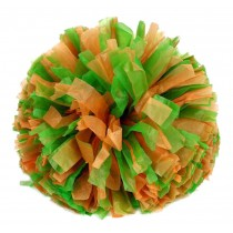 Funny Cheerleaders Hand Flower Ring Aerobics Ball Dance Props Games Pompoms