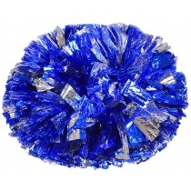 Set of 2 Cheerleaders Hand Flower Props Games Pom Poms Dance Ball Funny Handle