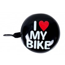 Funny Children's Bicycle Bell MTB Accessories Great Bike Bell 8cm Black