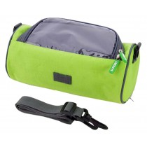 Multifunctional Bicycle Handlebar Bag Waterproof Bag Riding Green