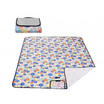 1.5 * 1.5m Oxford Cloth Beach Mat Convenient Outdoor Picnic Mat