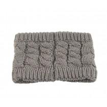Fashion Twisted Knitted Hairband Wool Headbands Sport Headwrap