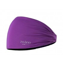 Simple Yoga Or Travel Headband For Sports Or Fashion Super Comfortable Purple