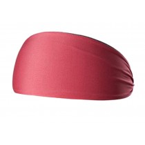 Super Comfortable Workout Yoga Travel Headband For Sports Or Fashion Red