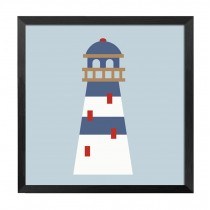 [Light]Decorative Painting Framed Painting Wall Decor Kids' Room Hanging Picture