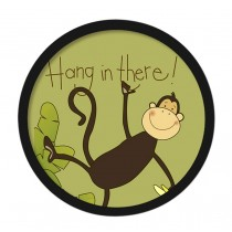 [Monkey] Decorative Painting Framed Painting Wall Decor Kids Creative Picture