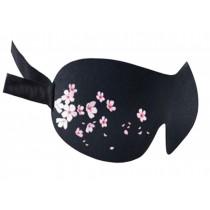 Flower Pattern Sleep Goggles/Adjustable Night Mask/Elegant Best Sleep Mask Lunet