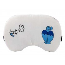 Comfortable Night Mask,Lovely Eye Mask,Equipped With Ice Packs Sleep Goggles