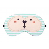 Lovely Cartoon Style Eye Mask Personality Eyeshade Sleep Eye Mask,Monkey