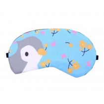 Lovely Literary Style Eye Mask Cartoon Eyeshade Personalized Eye Masks,Blue