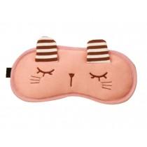 Creative Personalized Eyeshade High-quality Sleeping Eye Masks,Pink Eyes