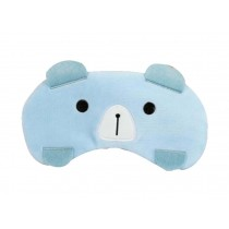 Creative Cartoon Style Eye Mask Personality Lovely Eyeshade,Blue Bear