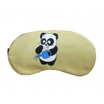 Lovely Cartoon Eye Mask Personalized Shading And Breathable Eyeshade,Panda